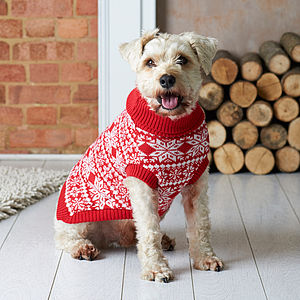 preview_traditional-nordic-fairisle-knitted-festive-dog-jumper