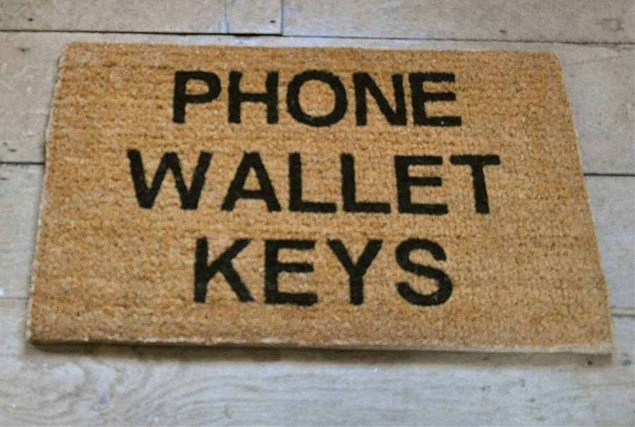 Phone Wallet Keys