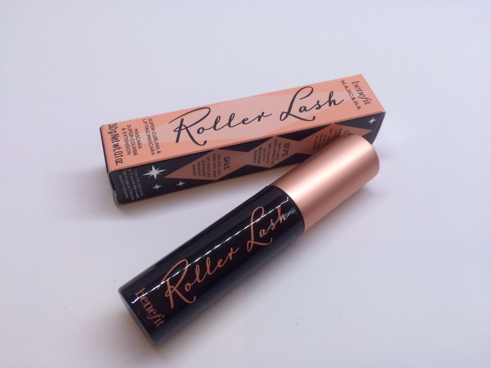 Preview: The Benefit Roller Lash Mascara