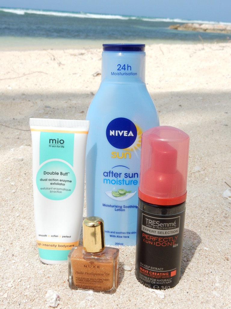 Beach Side Beauty Essentials
