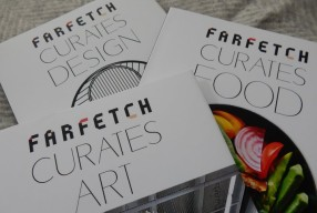 Farfetch Curates: Food, Design and Art!