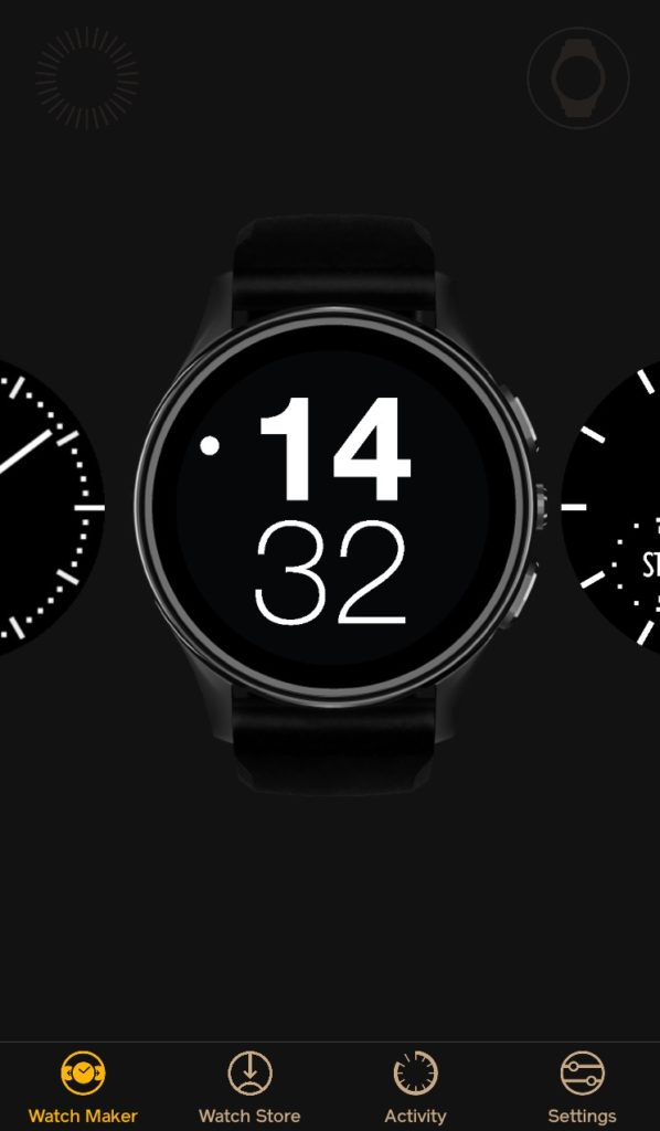 Vector Watch App 1