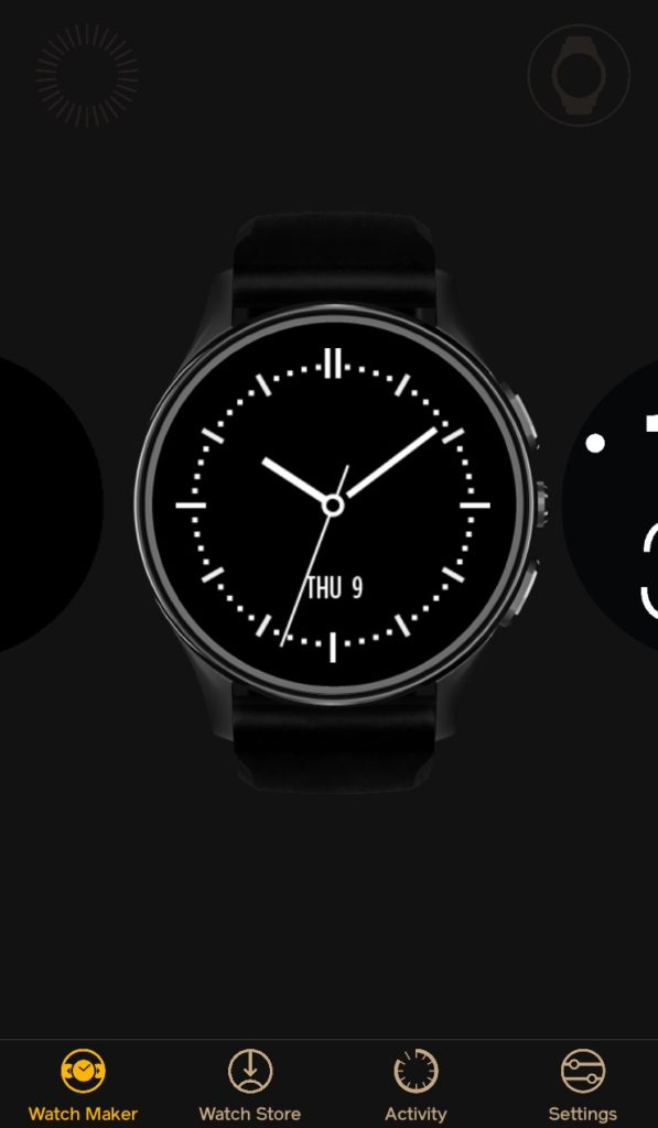 Vector Watch App 2