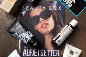 LFJetsetter Lookfantastic Beauty Box