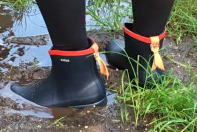 Festival Wellies by Aigle you won't want to take off!