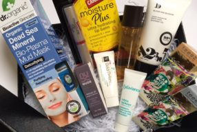 Build your own Beauty Box by Latest In Beauty!