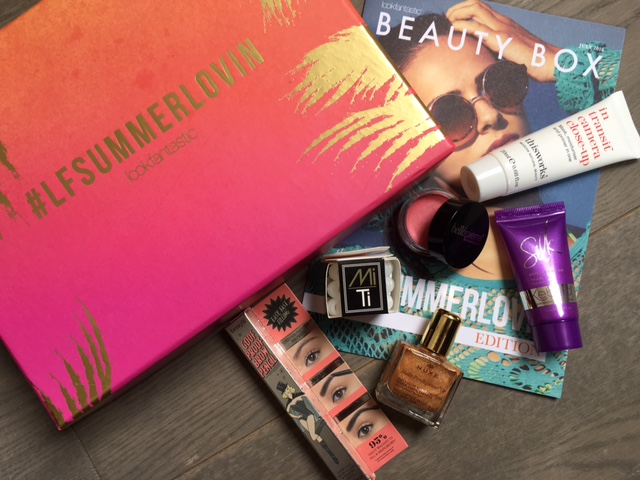 LFSUMMERLOVIN BEAUTY BOX