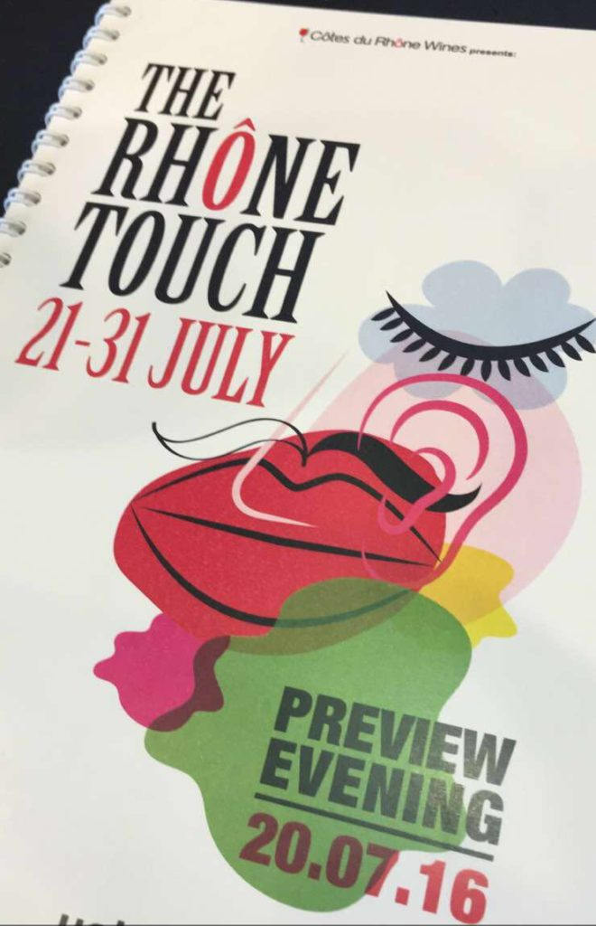 The Rhone Touch