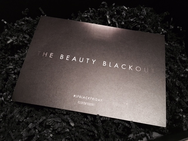 The Beauty Blackout