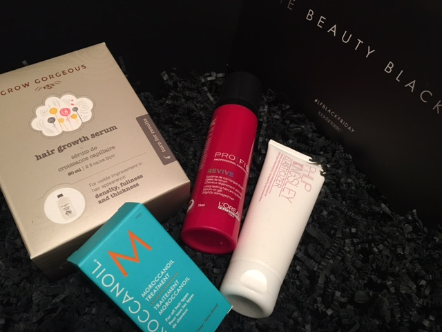 Beauty Blackout Black Friday Box