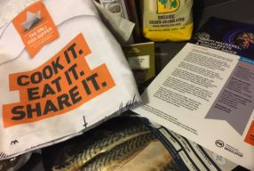 The RNLI Fish Supper 13th – 15th October: Cook it. Eat it. Share it.