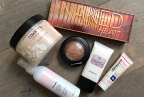 Where I've Been and My Six Summer Beauty Essentials